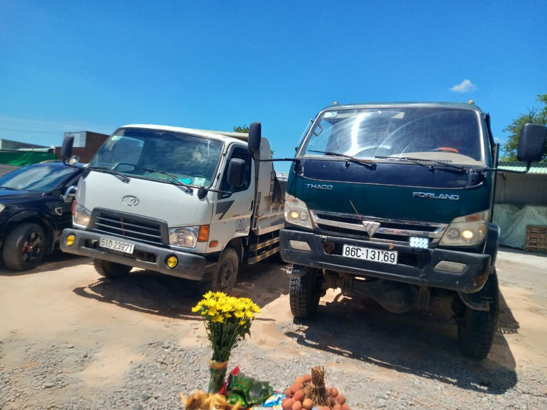 Dịch vụ san lấp mặt bằng tại Phan Thiết giá rẻ uy tín